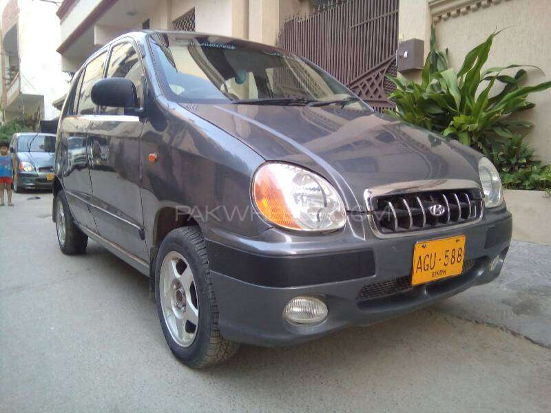 Hyundai Santro Exec 2004 Image-11
