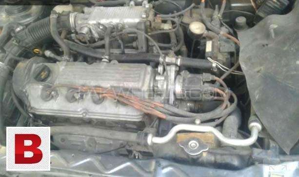 Suzuki Cultus VXLi 2007 Image-3