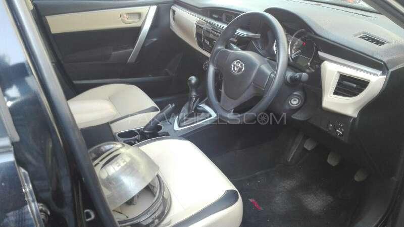 Toyota Corolla GLi 1.3 VVTi 2015 Image-3