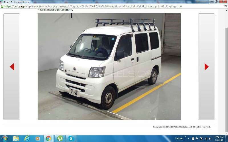 Daihatsu Hijet 2012 Image-2