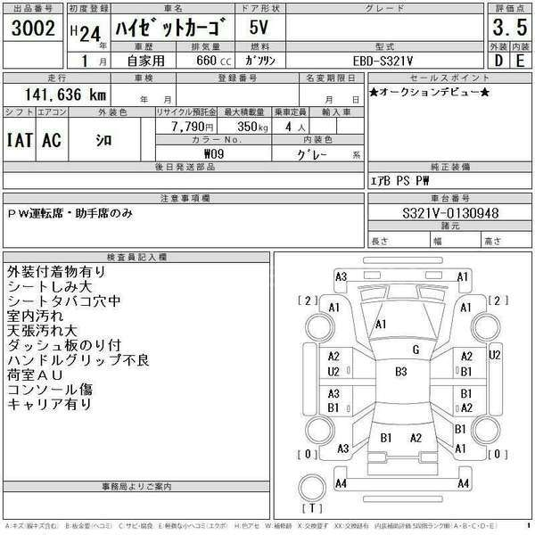 Daihatsu Hijet 2012 Image-5