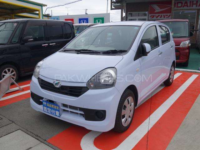 Daihatsu Mira X Limited Smart Drive Package 2013 Image-1