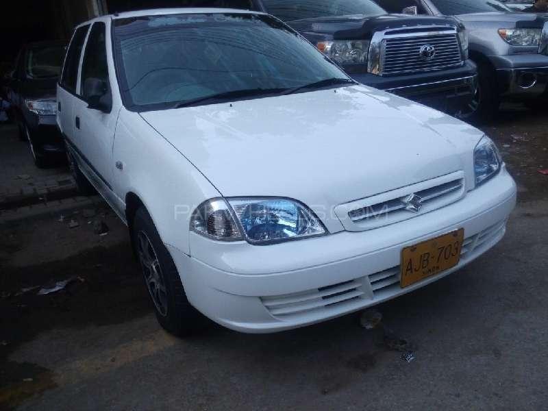 Suzuki Cultus VXR (CNG) 2005 Image-2