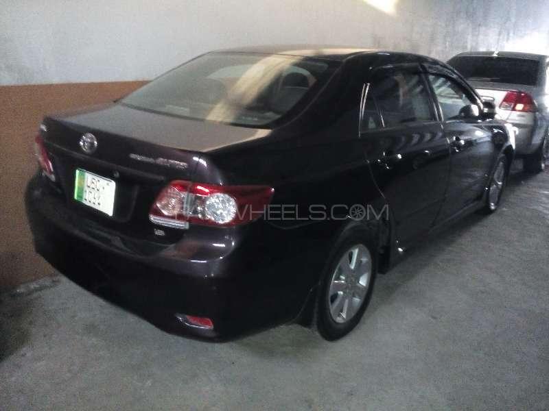 Toyota Corolla Altis Cruisetronic 1.6 2012 Image-2