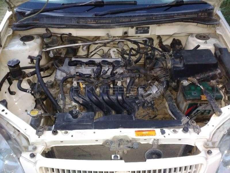 Toyota Corolla XLi 2007 Image-6