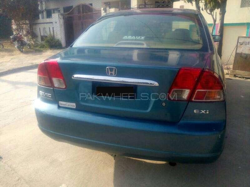 Honda Civic EXi Prosmatec 2003 Image-5