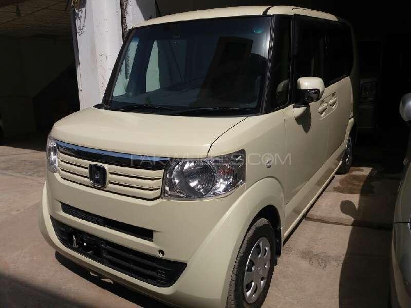 Honda N Box G 2013 Image-2