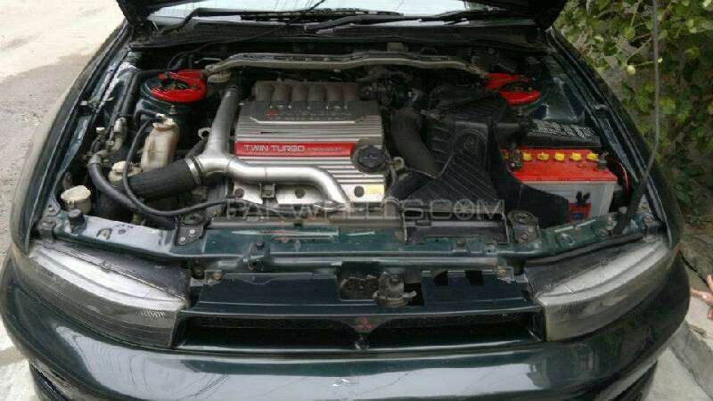 Mitsubishi Galant 2.5 VR-4 1998 for sale in Lahore | PakWheels