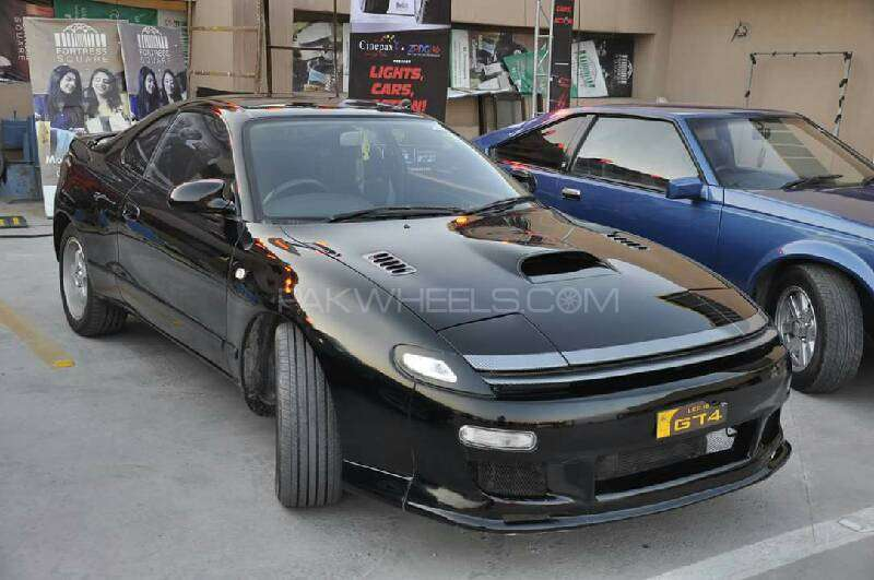 toyota celica gt four 1995 for sale in lahore pakwheels. Black Bedroom Furniture Sets. Home Design Ideas