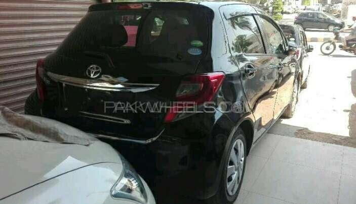 Toyota Vitz 2014 Image-7