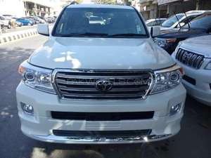Used Toyota Land Cruiser ZX 2009