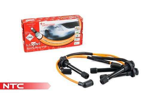 ULTIMA  Sports Plug Wires Image-1