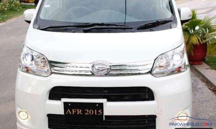Daihatsu Move Custom RS 2012 Image-2
