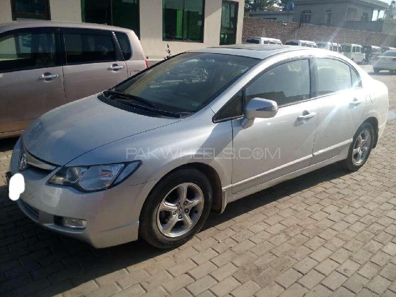 Honda Civic VTi Oriel Prosmatec 1.8 i-VTEC 2009 Image-3