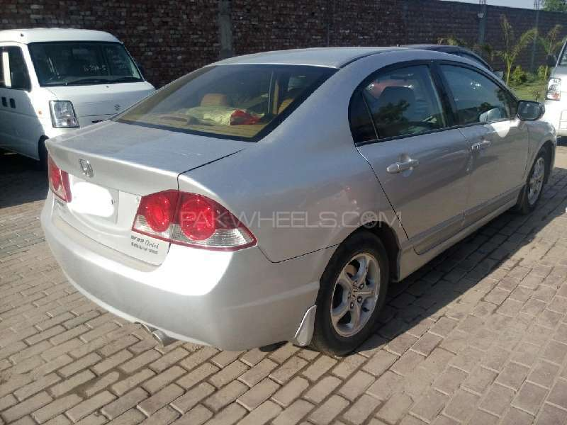 Honda Civic VTi Oriel Prosmatec 1.8 i-VTEC 2009 Image-5