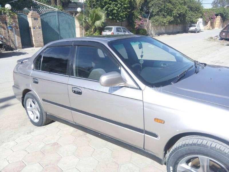 Honda Civic VTi Oriel 1.6 2000 Image-7