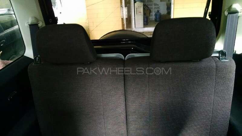 Mitsubishi Pajero Mini 2012 Image-4