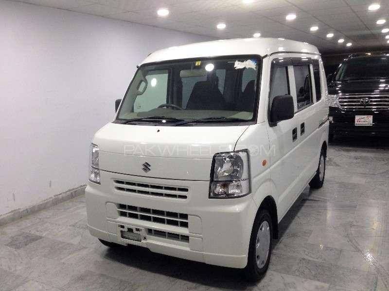 Suzuki Every PC 2010 Image-1