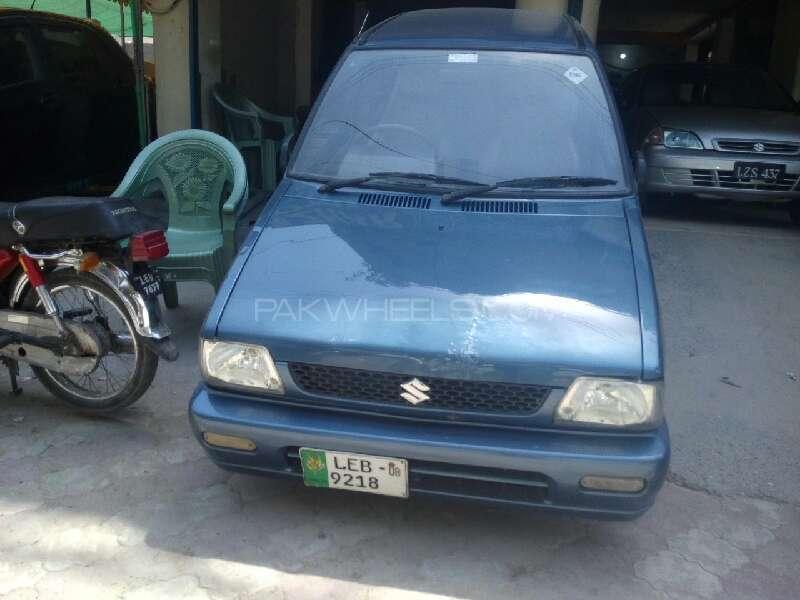 Suzuki Mehran 2008 Image-1