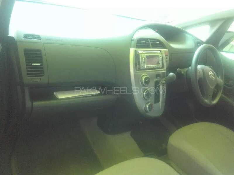 Toyota Ractis 2007 Image-4