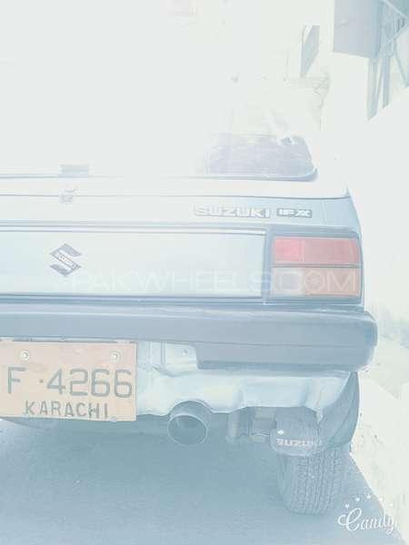 Suzuki FX GA 1987 Image-11