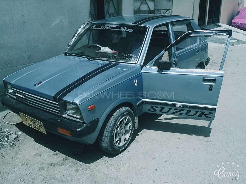 Suzuki FX GA 1987 Image-3