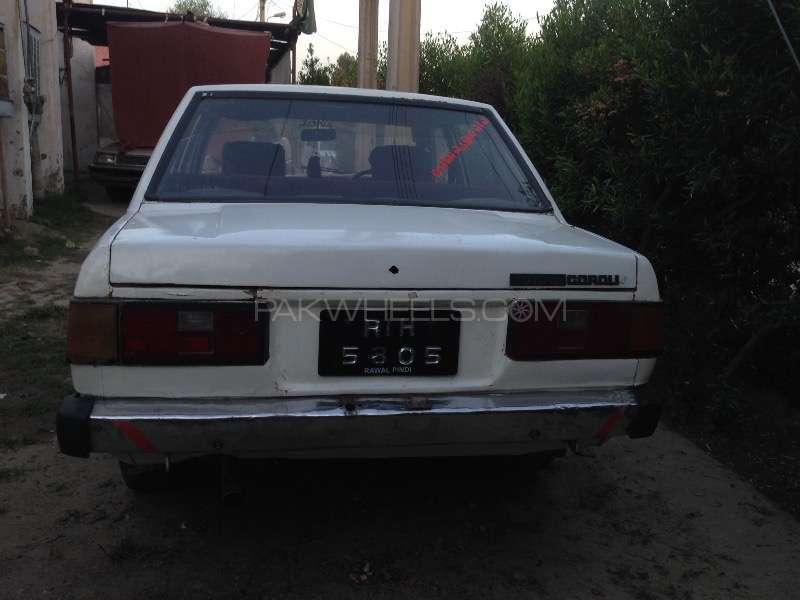 Toyota Corolla 1980 Image-3