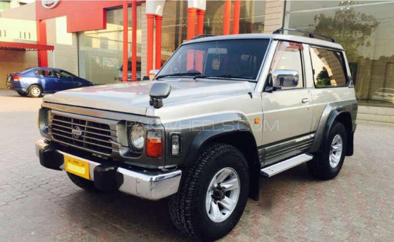 Nissan Safari For Sale In Pakistan >> Nissan Safari 1995 for sale in Lahore | PakWheels