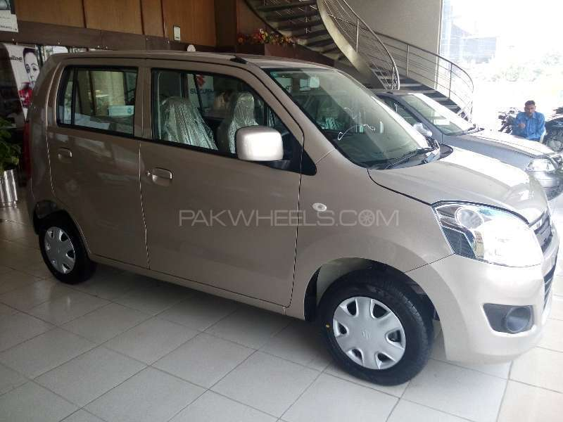 Suzuki Wagon R 2016 Image-2