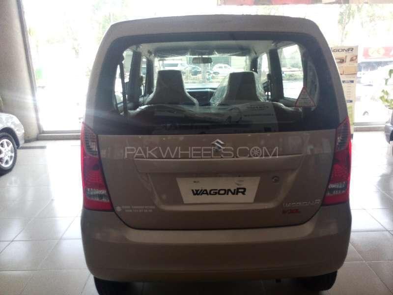 Suzuki Wagon R 2016 Image-4