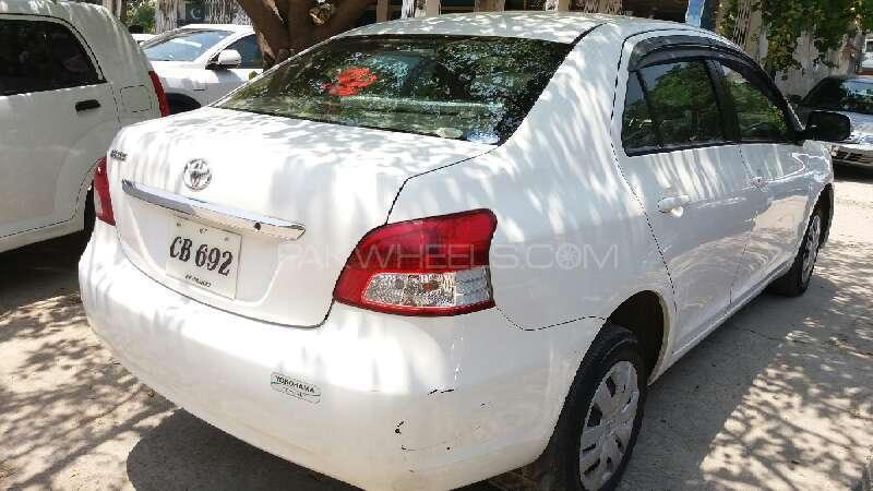 Toyota Belta X 1.0 2010 Image-4