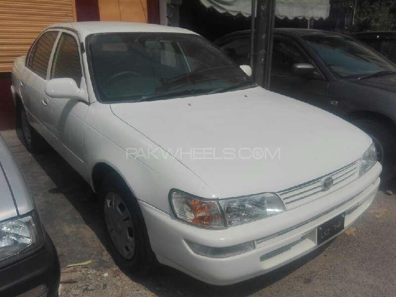 Toyota Corolla 2.0D 2001 Image-2