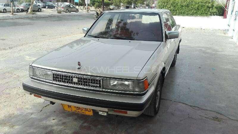 Toyota Cressida 1988 Image-1