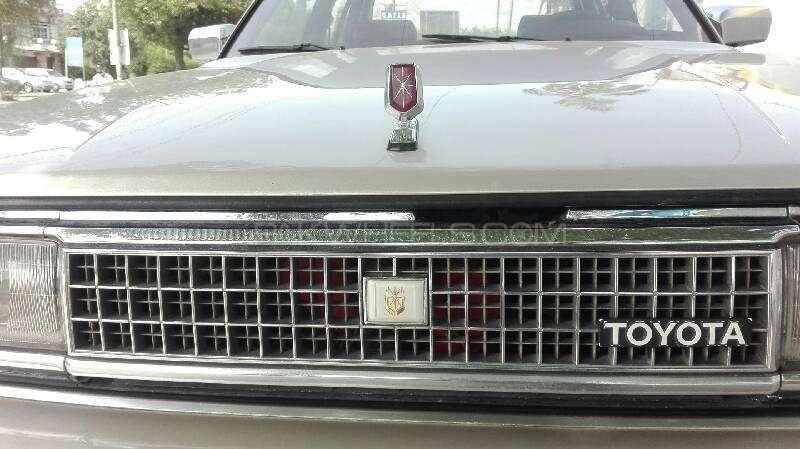 Toyota Cressida 1988 Image-12