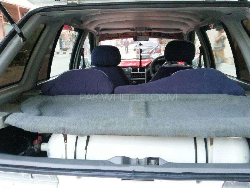 Suzuki Cultus VXRi (CNG) 2008 Image-5