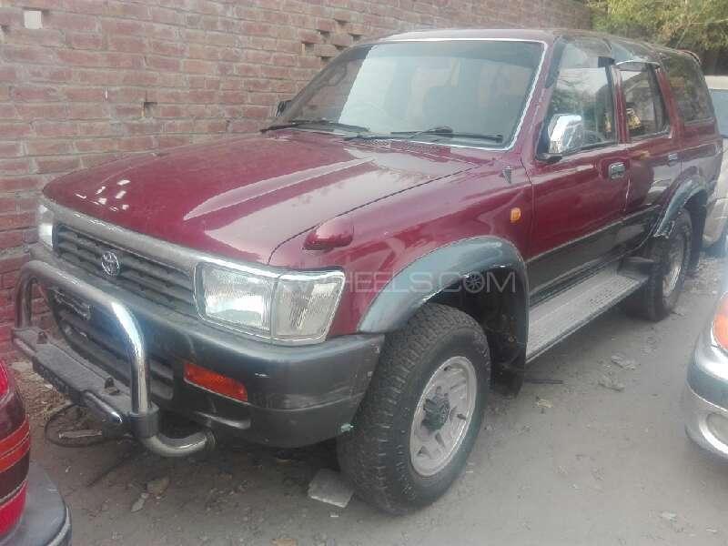 Toyota Surf 1990 Image-1