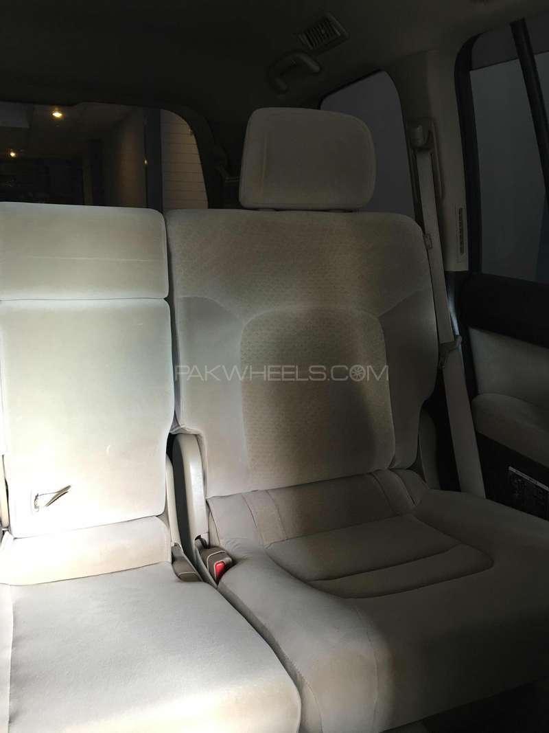 Toyota Land Cruiser AX 2011 Image-4
