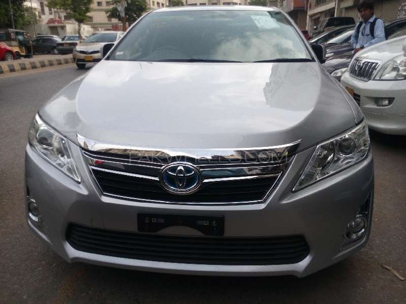 used toyota camry hybrid 2012 car for sale in karachi 1636829 pakwheels. Black Bedroom Furniture Sets. Home Design Ideas