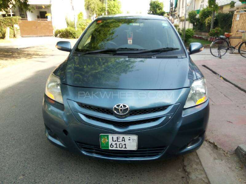 toyota belta x s package 1 3 2006 for sale in lahore