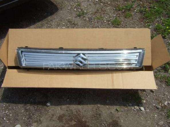 suzuki wagno r stingray mh34 bumper grill led  Image-1