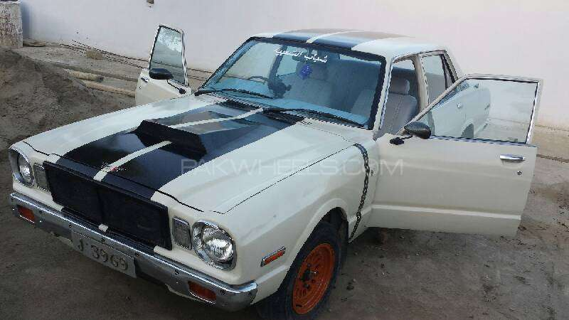 Toyota Cressida 1980 Image-4