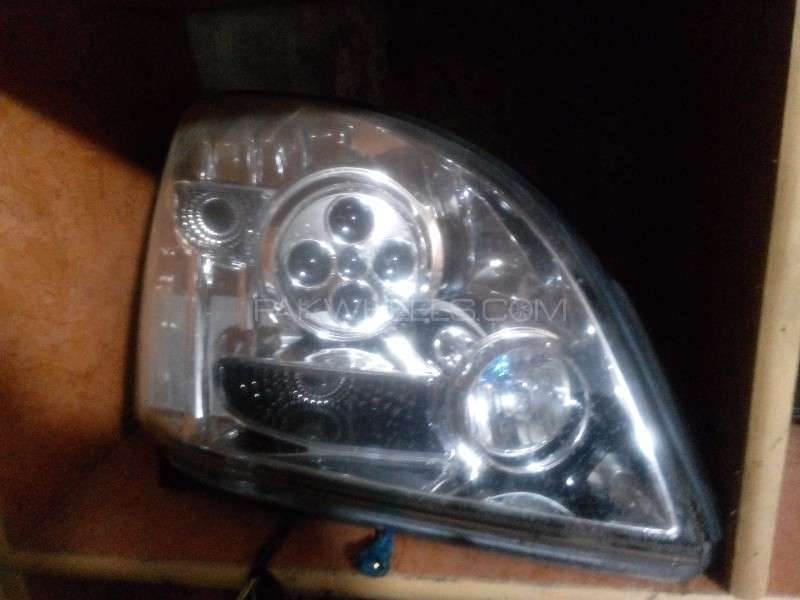 All Suvs Back and front lights available Image-1