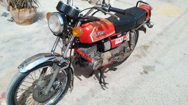Used Suzuki GP 100 1984 Bike for sale in Karachi - 162328 ...