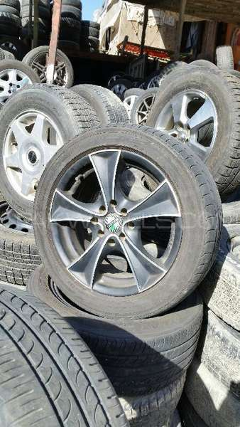 15 Inch Enzo Company Sports Rims For Sell Image-1