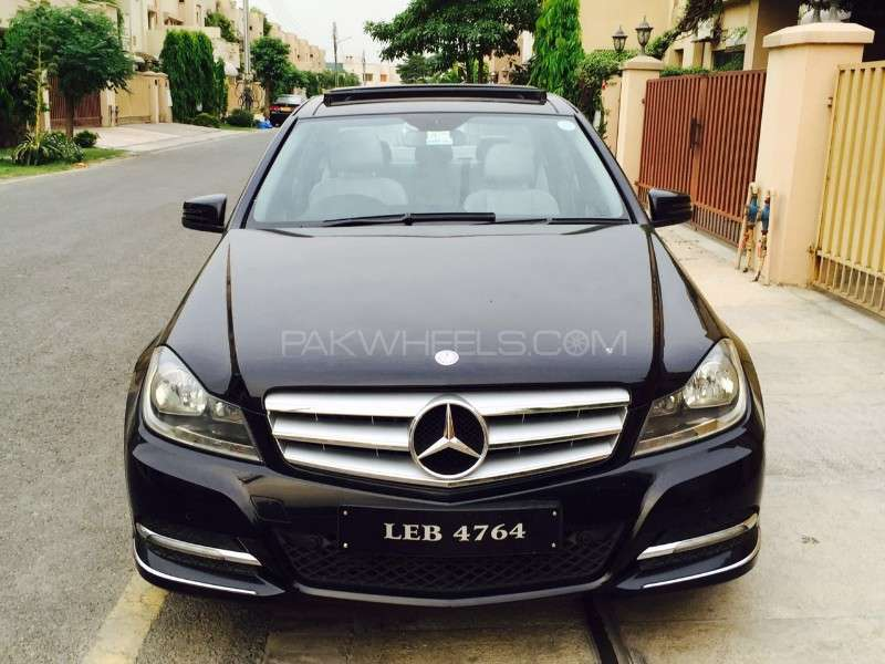 Mercedes Benz C Class C180 2012 For Sale In Islamabad