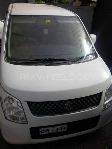 Suzuki Wagon R FX 2011 Image-1