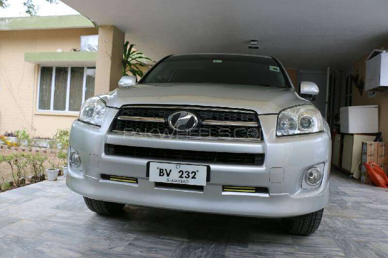 Toyota Rav4 Style S Package 2008 Image-1