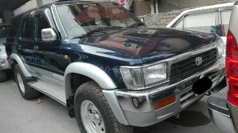 Toyota Surf 1993 Image-1