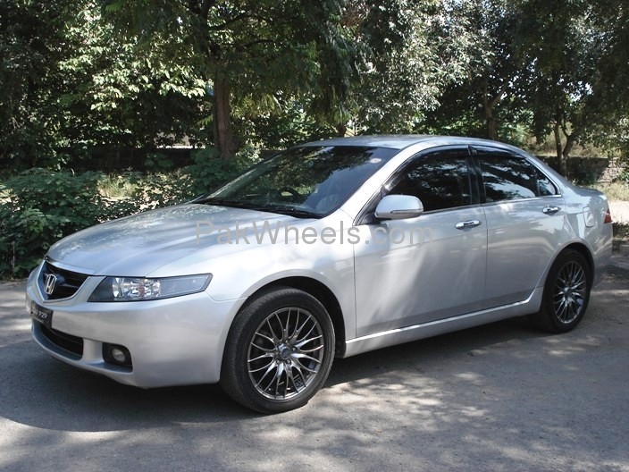 Honda accord cl7 2004 for sale in islamabad pakwheels for How many miles does a honda accord last