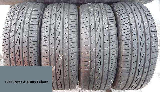 205-65R15 Falken Japnai co. tyres set  8/10 Image-1